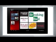 How To Use The TV SideView App On Your Xperia™ Tablet Z