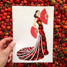 40 Creative And Funny Drawings And Artwork For Your Inspiration - Free Jupiter Funny Drawings, Art Drawings, Estilo Tim Burton, Fashion Illustration Sketches, Happy Chinese New Year, Fashion Design Drawings, Beautiful Artwork, Belle Photo, Food Art