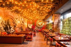 vandal new york city | array Blends in with the Graffiti at Concept Restaurant Vandal in ...