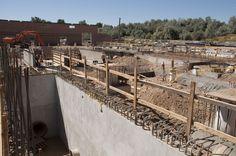 Jordan Valley Groundwater Water Treatment Facility. #FlatironConstruction