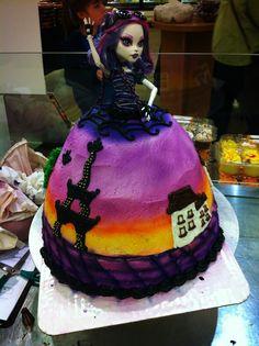 Monster High Birthday Cake! #monsterhigh #birthday #cake