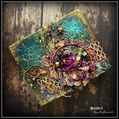 ALTERED BOX 2 Crafty Chipboard by Jaya