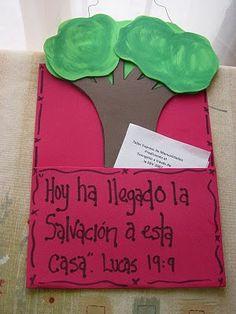 Mundos de Fotomontajes Digitales y recursos ReligiososLorena: septiembre 2011 Zaqueo