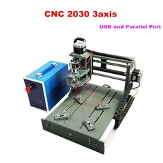 429.00$  Buy now - http://alisks.worldwells.pw/go.php?t=32717270092 - Free shipping cheap cnc Engraving machine 2030 2 in 1 3axis mini cnc router 3020