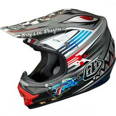 Troy Lee Designs P-51 Air Helmet @$330.00
