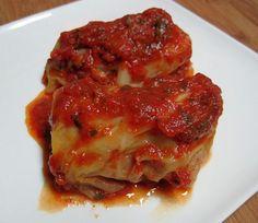 Dukan Diet Stuffed Cabbage Rolls