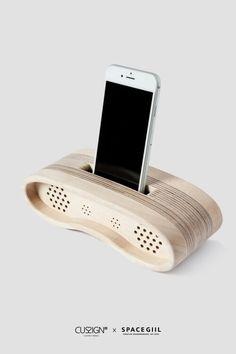 #Wood Speaker #Woodspeaker #우드스피커 #phonespeaker #phone speaker