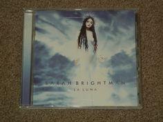 SARAH BRIGHTMAN: La Luna (CD, Music, New Age, Instrument, Vocals, Female) #ClassicalPop