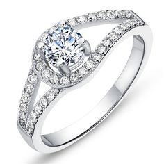 Find More Rings Information about Wedding Rings for Women Bridal Fashion White Crystal Silver Plated Jewelry 2016 New CZ Diamond Ring Accessories Sale Ulove J599,High Quality ring embroidery,China ring presenter Suppliers, Cheap ring bow from ULove Fashion Jewelry Store on Aliexpress.com