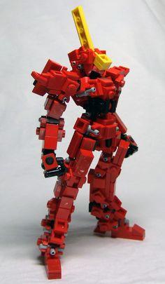 Robot Lego, Lego Men, Lego Bots, Lego Custom Minifigures, Runic Alphabet, Lego Knights, Red Knight, Amazing Lego Creations, Matter Science