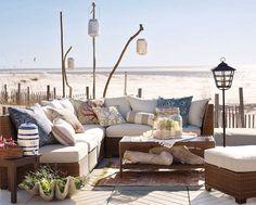 gorgeous beach vibe