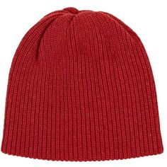706ac3f1865 The Elder Statesman Women s Kisser Cashmere Beanie ( 375) ❤ liked on Polyvore  featuring accessories