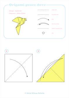 origami rabbit instructions alad225r pinterest origami