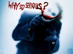 Evil Jokers: The Dark Knight and Other Psychopaths