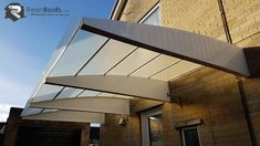 Carport Cantilever GRP up to Projection Including Fixing Kit - Resin Roofs - Roofing Supplies, Jobs & Training Cantilever Carport, Roofing Supplies, Carport Canopy, Lean To Roof, Carport Kits, Carport Designs, Roof Lantern, Roofing Systems, Light Oak