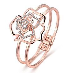"Dilanco 18K Rose Gold Plated ""Rose Shape"" Open Bangle Bra... http://www.amazon.com/dp/B014XJUQZW/ref=cm_sw_r_pi_dp_Yohwxb0S7H9KA"