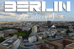 vue panoramique berlin