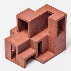 Maquette Architecture, Studios Architecture, Concept Architecture, Architecture Drawings, Amazing Architecture, Architecture Design, Architectural Sculpture, Industrial Design Sketch, Arch Model