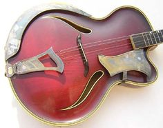 Roal archtop ( rare )