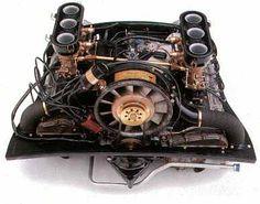 Weber Carb Parts