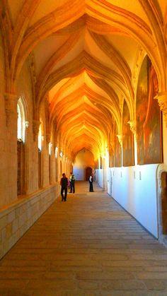 Monasterio de El Paular, Madrid.