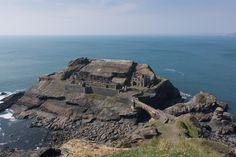 photo en Finistère, Bretagne et...: Le fort des Capucins (6 photos)