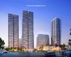 Vị trí Vinhomes Smart City - Ảnh minh họa