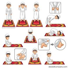 Do you know the 7 physical benefits of saying Salat? #kids #praying #islam #muslim #muslimkids