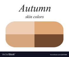 Stock vector seasonal color analysis palette for autumn type of female appearanc. - Care - Skin care , beauty ideas and skin care tips Fall Color Palette, Colour Pallete, Beauty Hacks, Beauty Ideas, Beauty Tips, Seasonal Color Analysis, Skin Colors, Fashion Vocabulary, Soft Autumn