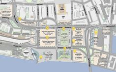 V&A Proposed Site plan. Dundee Waterfront, Cities, Floor Plans, Public, How To Plan, City