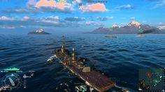 World of Warships | Красный капитан #4 - Сели на мели