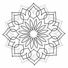 mandalas muy bonitas   MULTY PATRONES Mandala Design, Mandala Art, Geometric Mandala, Mandala Drawing, Mandala Painting, Mandala Pattern, Stencil Patterns, Stencil Designs, Pop Art Wallpaper