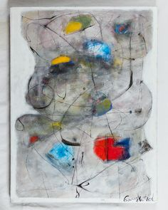"Saatchi Online Artist Gary Patick; Painting, ""ABSTRACT # 17"" #art"