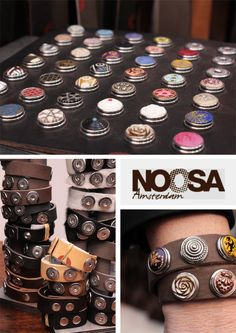 noosa I Love Jewelry, Jewelry Crafts, Amsterdam, Dutch, Bali, Fashion Accessories, Girly Girl, My Style, Bracelets