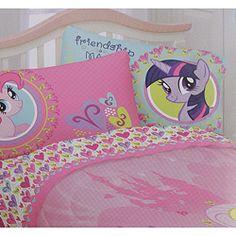 @Overstock   My Little Pony U0027Heart To Heartu0027 Sheet Set   Add An