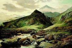 Image result for welsh scenic paintings