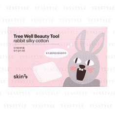 Buy SKIN79 Tree Well Beauty Tool Rabbit Silky Cotton   YesStyle