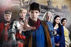 To any SuperWhoLockians who haven't seen Merlin: you're guaranteed to love it.