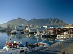 An poster sized print, approx mm) (other products available) - The V & A. waterfront and Table Mountain cape Town, Cape Province, South Africa - Image supplied by WorldInPrint - poster sized print mm) made in the UK Table Mountain Cape Town, Pergola, V&a Waterfront, Victoria, The V&a, Panama City Panama, Live, Travel Around, San Francisco Skyline