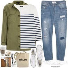2240. Casual Friday by chocolatepumma on Polyvore featuring J.Crew, Topshop, MANGO, Converse, CO, Jack Wills and Sinclair
