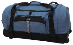 Olympia 30″ Rollling Duffle,Blue,One Size