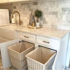 """3,426 Likes, 65 Comments - Interior Designers of Insta (@designers_of_insta) on Instagram: """"When your laundry room is a place you want to be!! @brittzacc #laundry #laundryroom #laundryday…"""""""