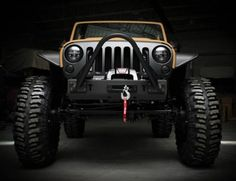 Jeep JK Sandtrooper
