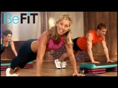 Denise Austin: Cardio Fat Burn Boxing Workout