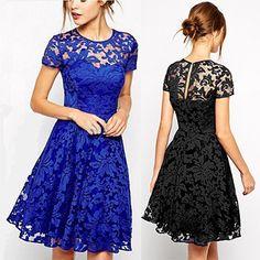 vestido estampado floral vintage - Buscar con Google