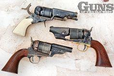 classic Texas Ranger Backup Guns