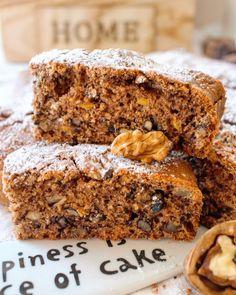 Sweet Recipes, Cake Recipes, Breakfast Bars, Sweet Cakes, Italian Recipes, Banana Bread, Food And Drink, Sweets, Dishes