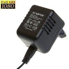 Adapter Spy Camera PRO 1080P HD  Dit is een adapter met een verborgen camera in hoge resolutie. De camera zit verstopt op de adapter. De adapter camera heeft een resolutie van 1080P HD. De adapter met verborgen camera is zeer onopvallend en hiermee overal te plaatsen. De beelden worden op een SD kaart opgeslagen die geïntegreerd is in de adapter. De beelden kunnen continue of op bewegingen worden opgenomen met geluid dit is in te stellen met de bijgeleverde afstandsbediening. Bij de adapter…