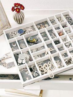 DIY jewelry storage ideas - Creative ways to display and organize