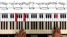 Pink Panther Piano Tutorial and demonstration joerundpiano